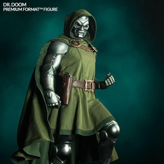 Dr. Doom - Premium Format Statue