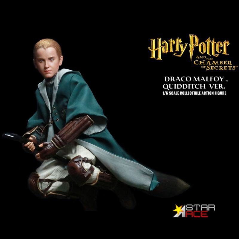 Draco Malfoy Quidditch - Harry Potter - 1/6 Scale Figur