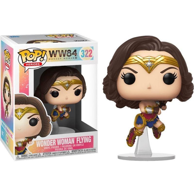 Wonder Woman - Wonder Woman 1984 - Heroes POP! Vinyl Figur
