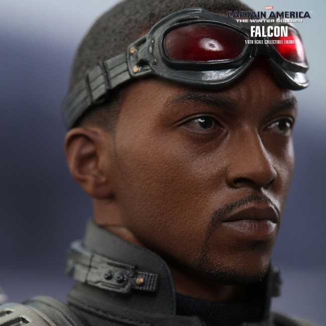 Falcon - The Winter Soldier - 1/6 Scale Action Figur