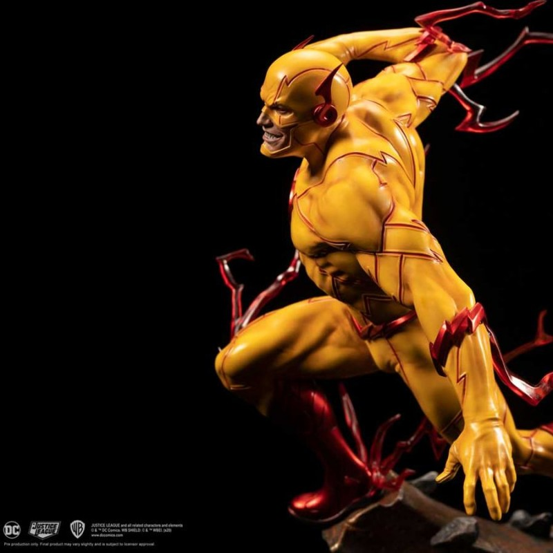 Reverse Flash - DC Comics - 1/6 Scale Premium Statue