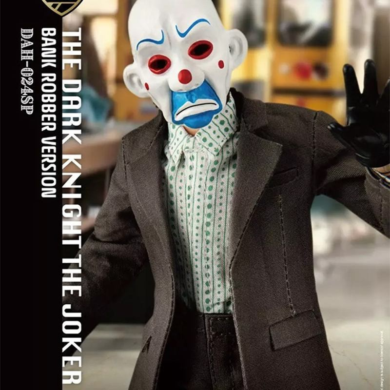 Joker Bank Robber - The Dark Knight - Actionfigur