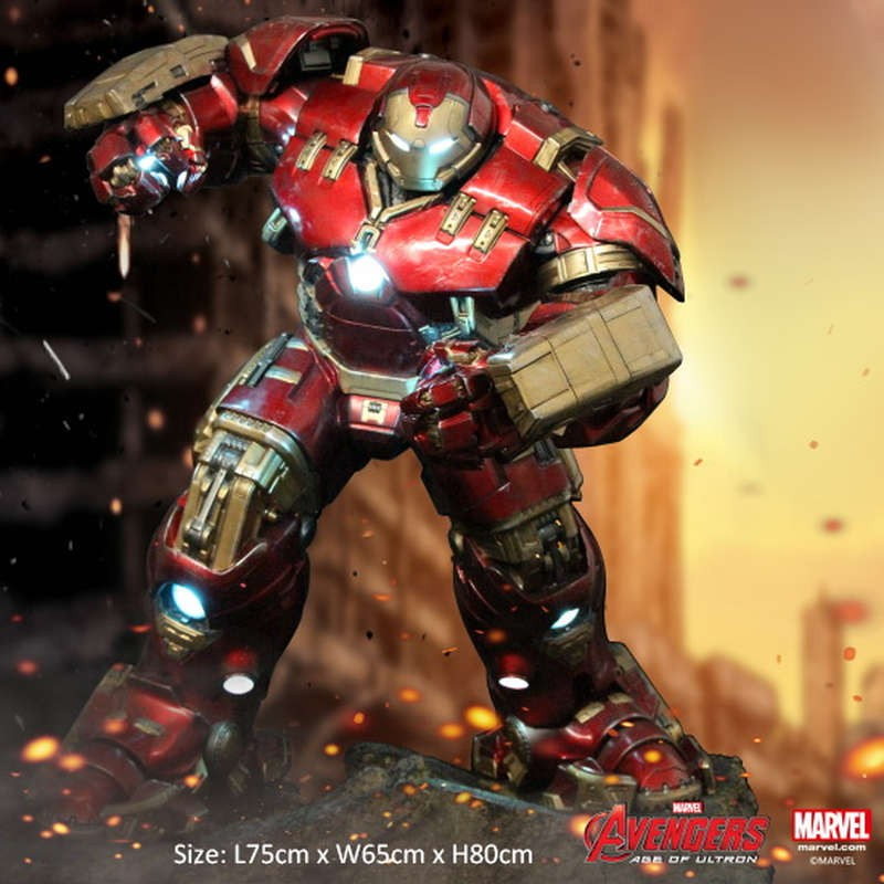 Hulkbuster - Avengers: Age of Ultron - 1/4 Scale Statue