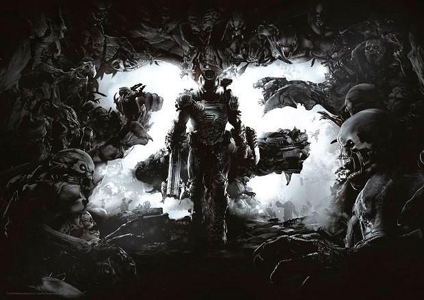 25th Anniversary - Doom - Kunstdruck 42 x 30 cm