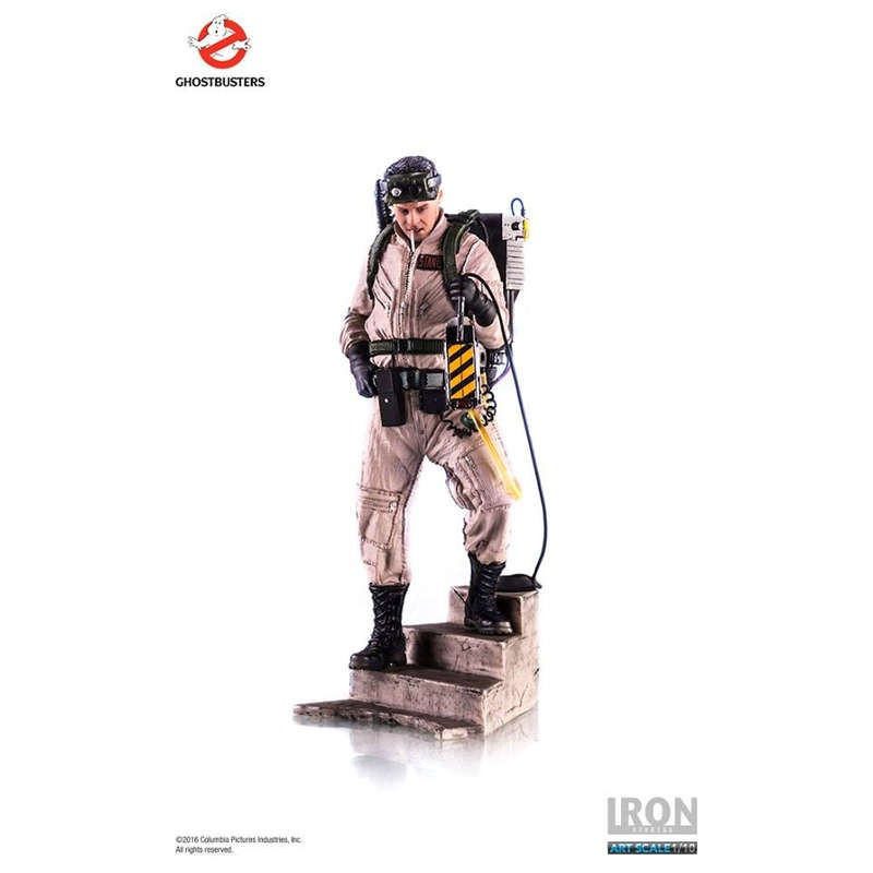 Ray Stantz - Ghostbusters - 1/10 Scale Statue