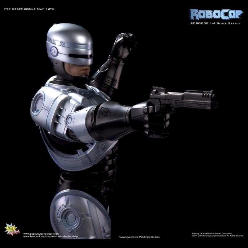 Robocop - Robocop (1987) - 1/4 Scale Statue