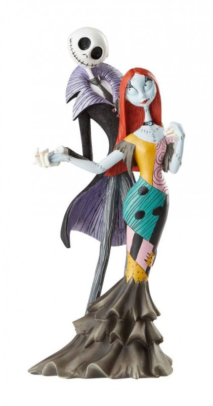 Jack and Sally Deluxe - Nightmare Before Christmas - Disney Showcase Collection Statue