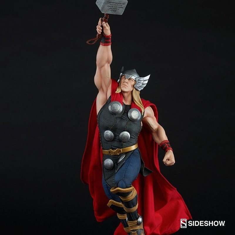 Thor - Avengers Assemble - 1/5 Scale Polystone Statue