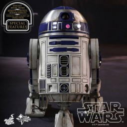 R2-D2 - Star Wars Episode VII - 1/6 Scale Figur