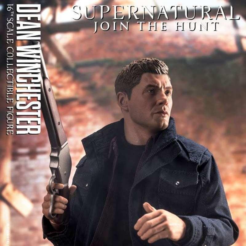 Dean Winchester - Supernatural - 1/6 Scale Figur