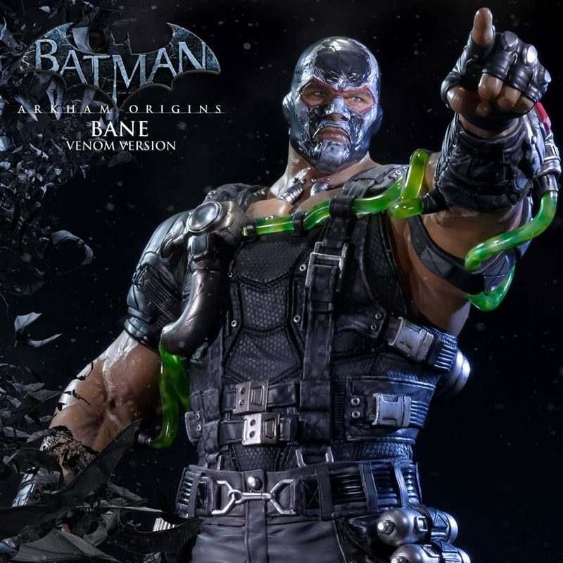 Bane Venom - Batman Arkham Origins - 1/3 Scale Statue