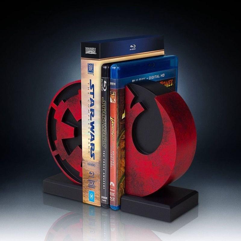 Imperial/Rebel - Star Wars - Buchstützen