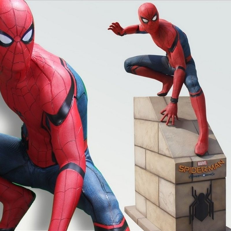 Spider-Man - Spiderman Homecoming - Life-Size Statue