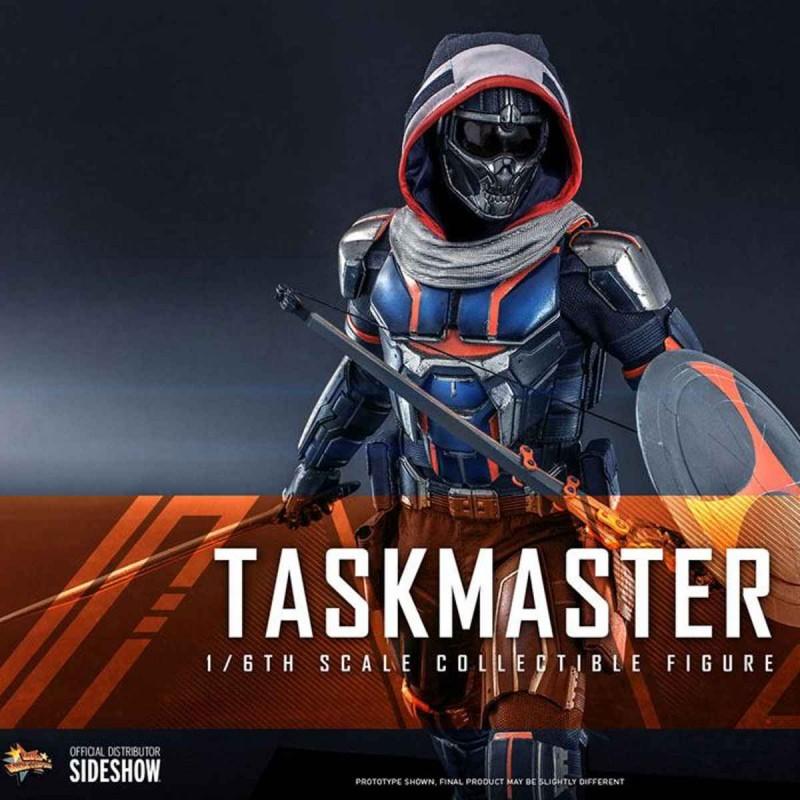 Taskmaster - Black Widow - 1/6 Scale Figur