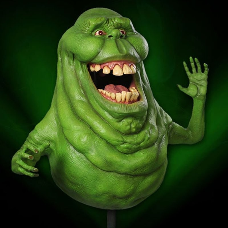 Slimer - Ghostbusters - Life-Size Statue