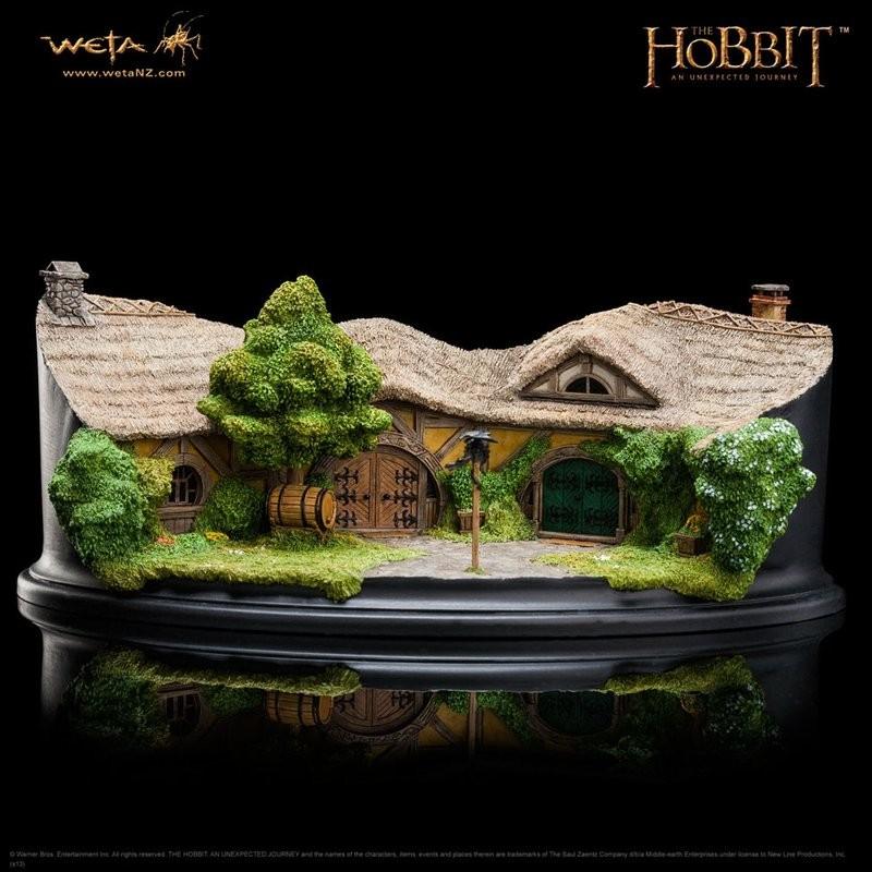 Gasthaus zum Grünen Drachen - Der Hobbit - Environment