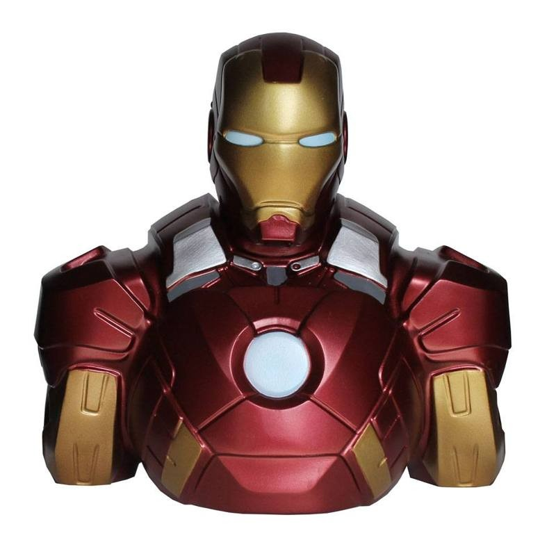 Iron Man - Marvel Comics - PVC Spardose