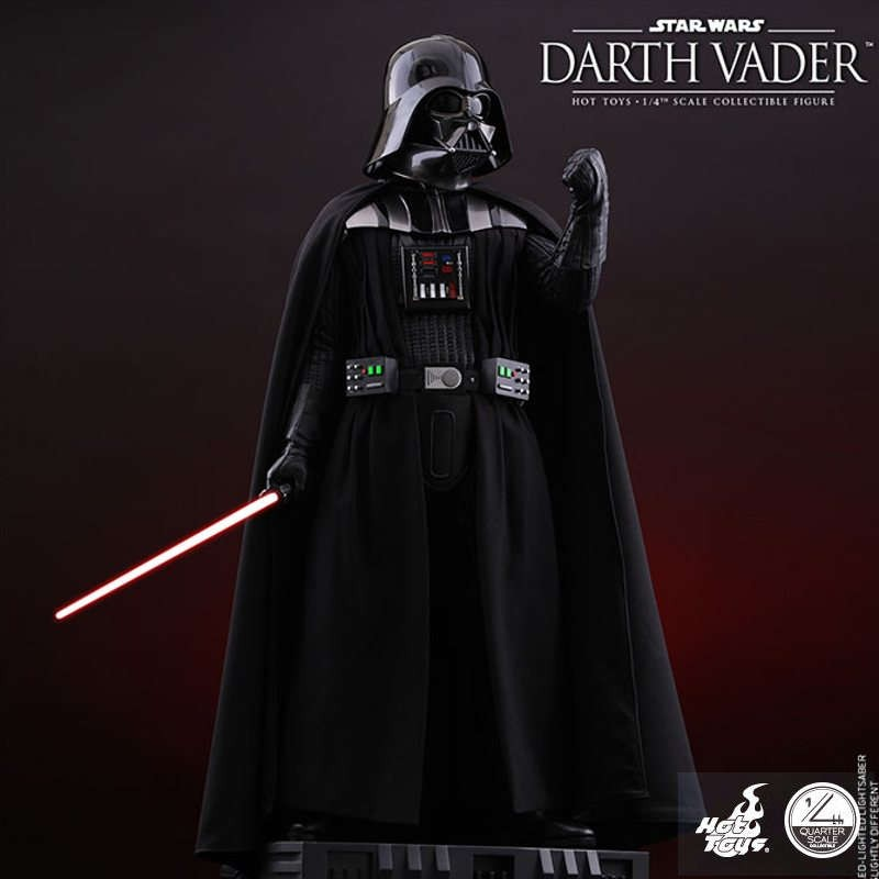 Darth Vader - Star Wars Episode VI - 1/4 Scale Figur