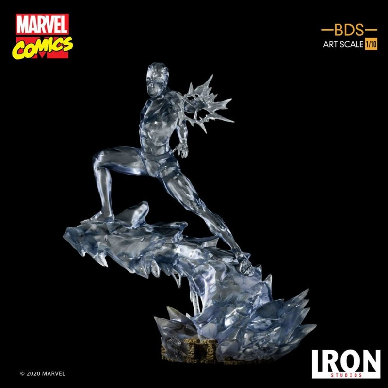Iceman - Marvel Comics - 1/10 BDS Art Scale Statue
