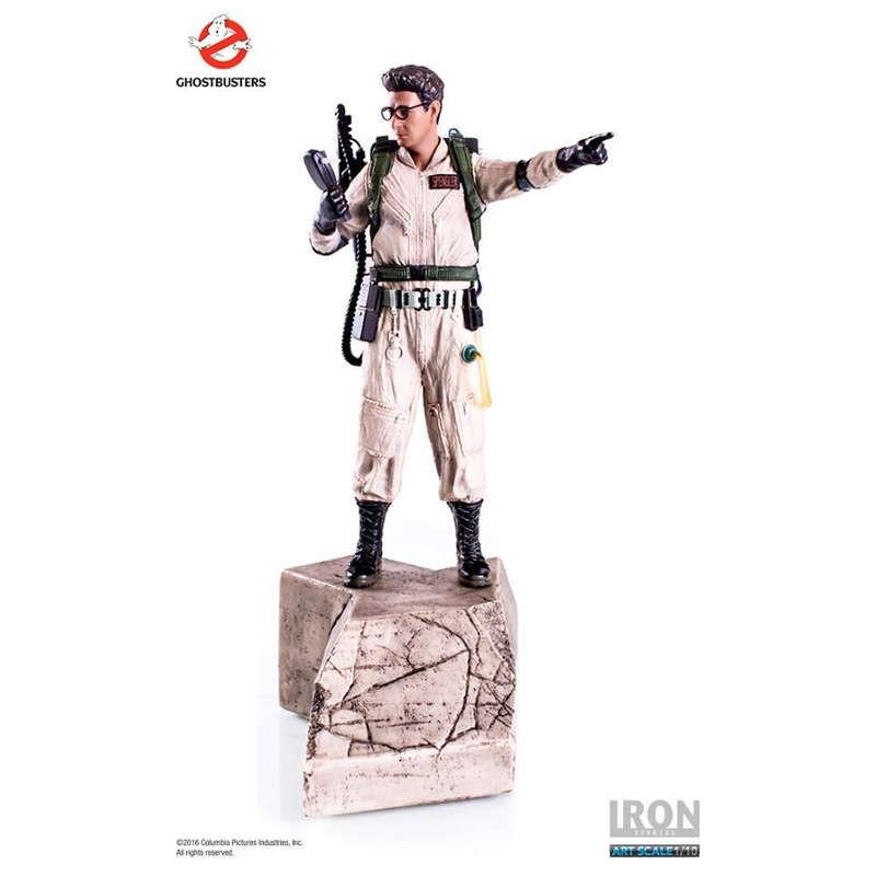 Egon Spengler - Ghostbusters - 1/10 Scale Statue