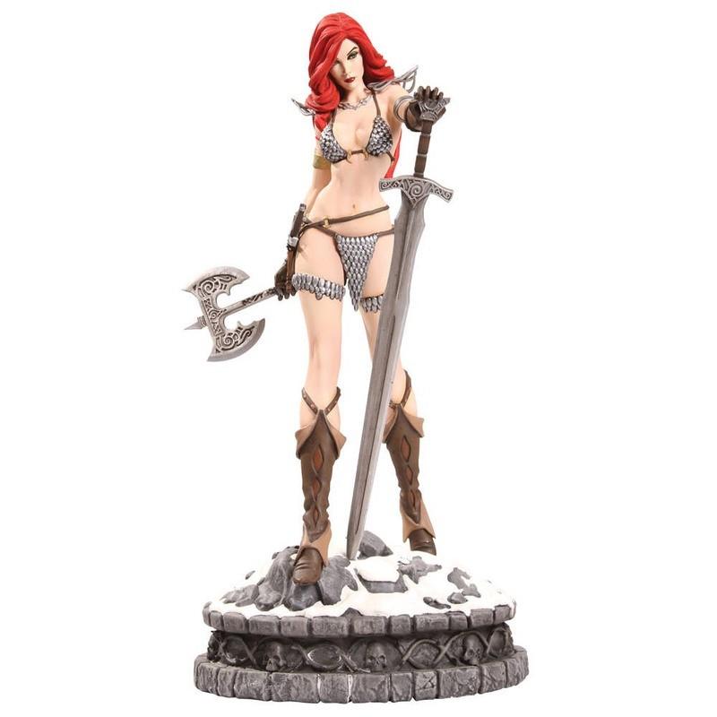 Red Sonja - Women of Dynamite - Resin Statue