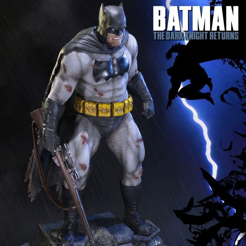 Batman - Rückkehr des Dunklen Ritters - 1/3 Scale Museum Master Line Statue
