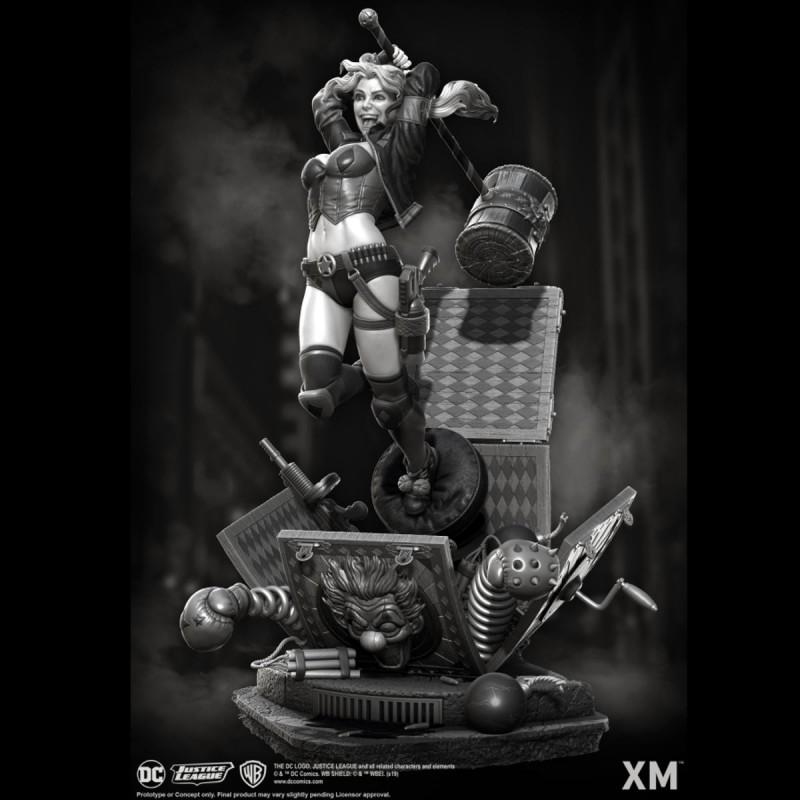 Harley Quinn - Ver. A - DC Comics - 1/6 Scale Premium Statue