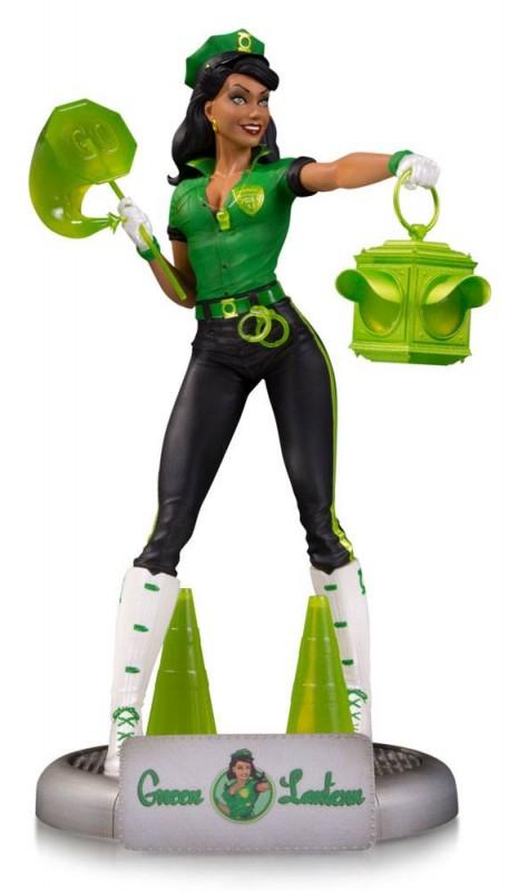 Green Lantern Jessica Cruz (SDCC 2017) - Bombshells - Polystone Statue