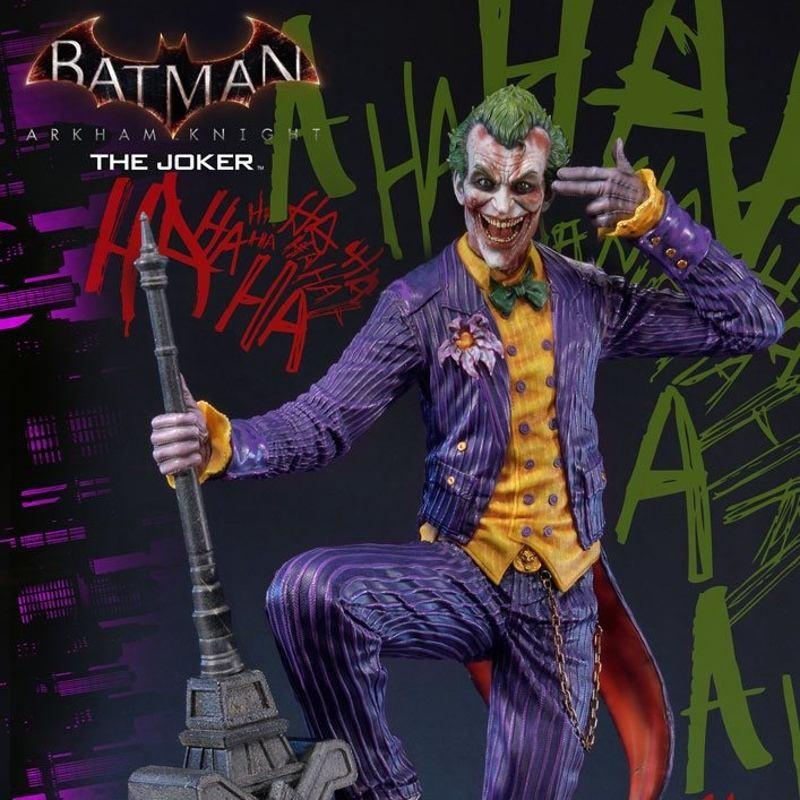 The Joker - Batman Arkham Knight - 1/3 Scale Statue