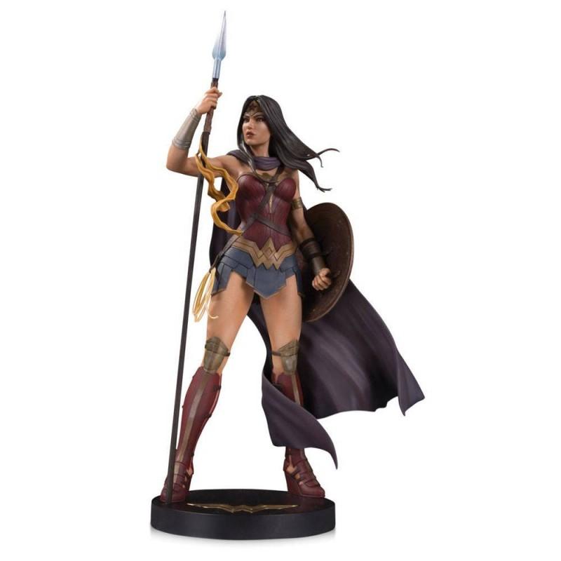 Wonder Woman by Jenny Frison - DC Comics Designer Series - Resin Statue