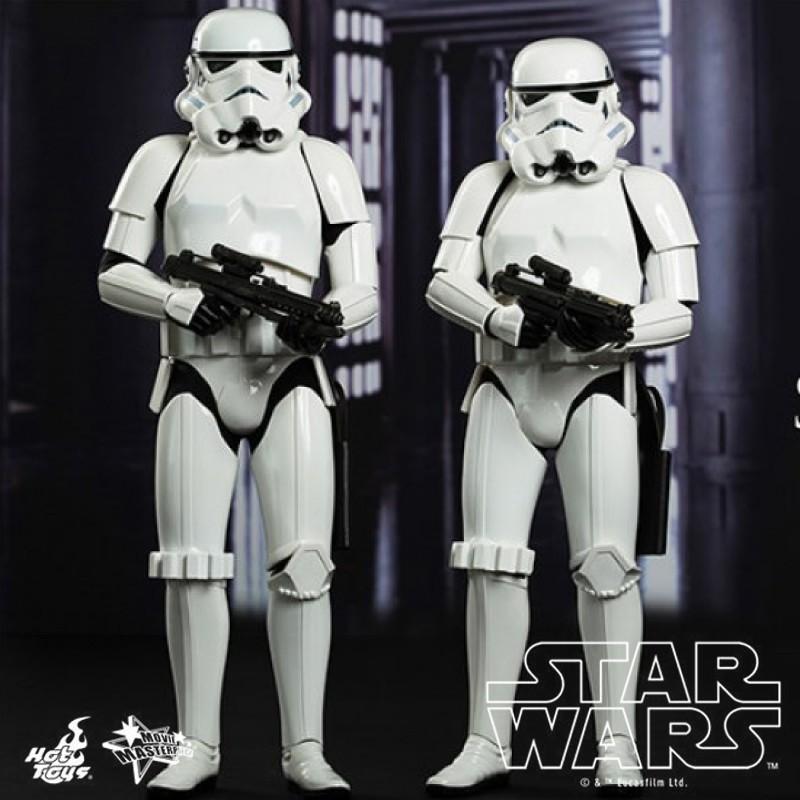 Stormtroopers - Star Wars - 1/6 Scale Figuren Set