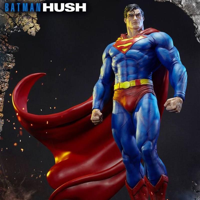 Superman (Sculpt Cape) - DC Comics - 1/3 Scale Museum Masterline Statue