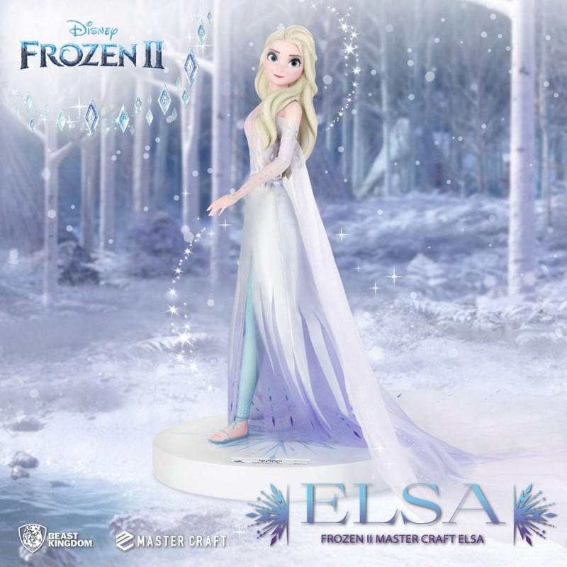 Elsa - Die Eiskönigin 2 - Master Craft Statue 1/4