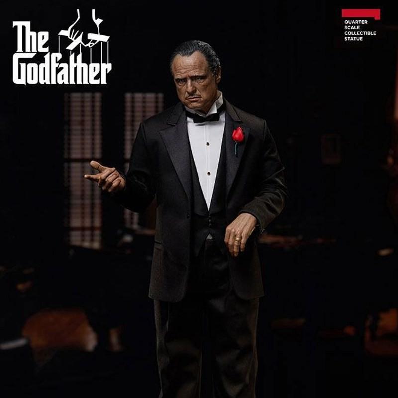 Vito Corleone - Der Pate - 1/4 Superb Scale Hybrid Statue