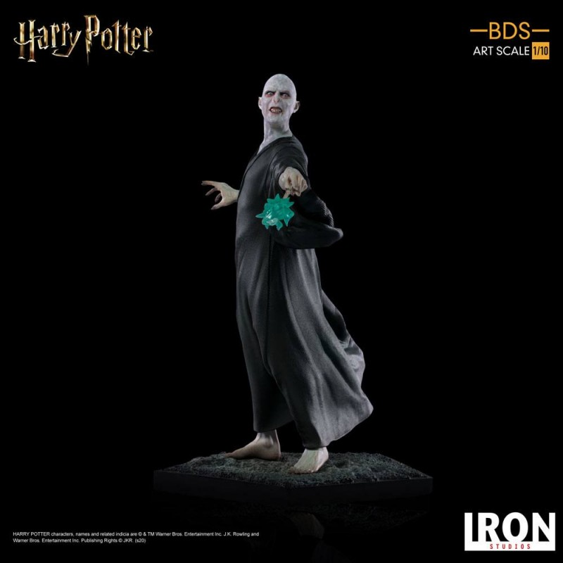 Voldemort - Harry Potter - 1/10 BDS Art Scale Statue
