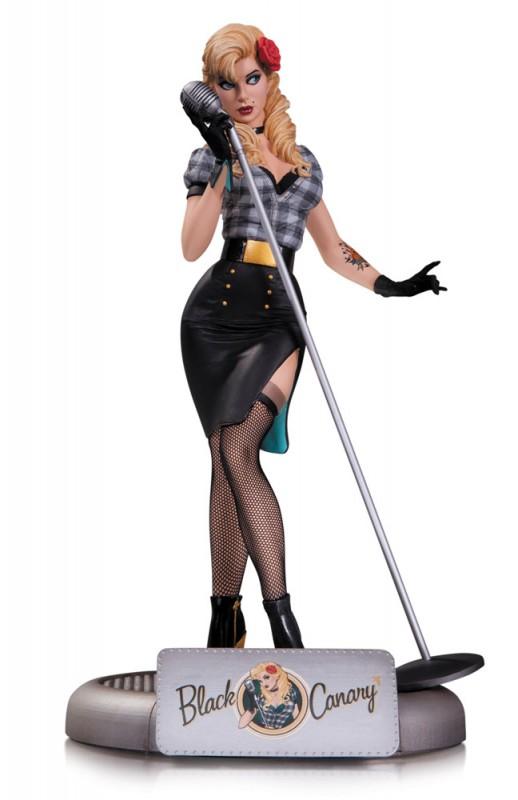 Black Canary - Bombshells Statue 27cm