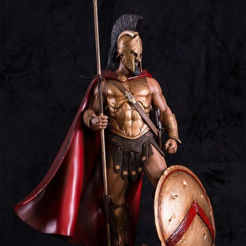 Leonidas Spartan Legacy - 1/4 Scale Statue