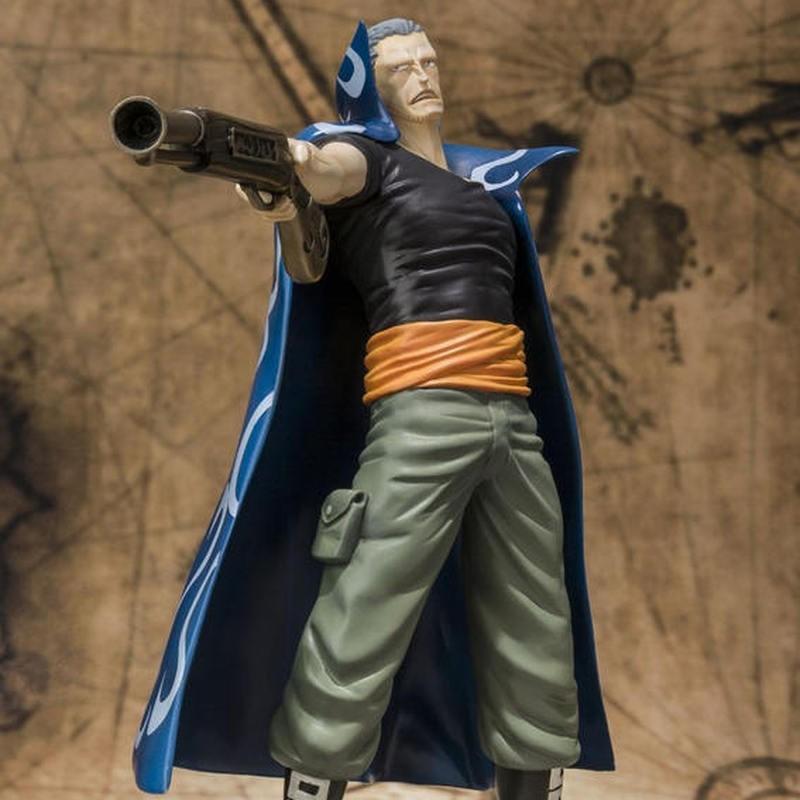 Benn Beckman - One Piece - PVC Figur