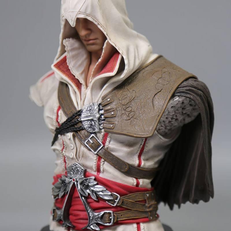 Ezio Auditore - Assassin's Creed II - PVC Büste