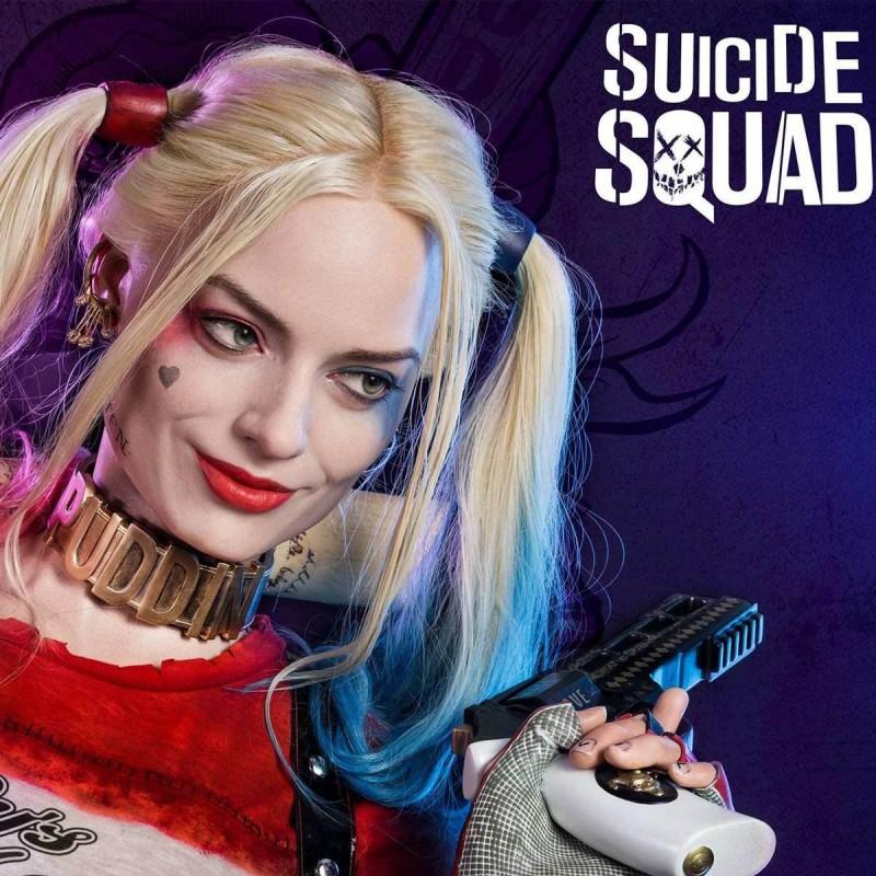 Harley Quinn - Suicide Squad - Life-Size Büste