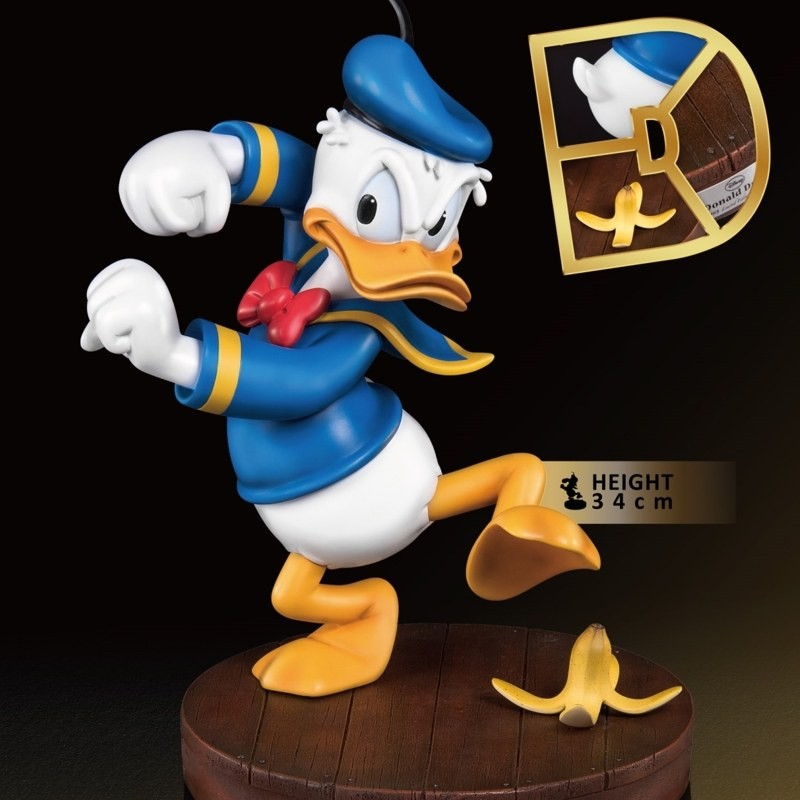 Donald Duck - Miracle Land - Polystone Statue