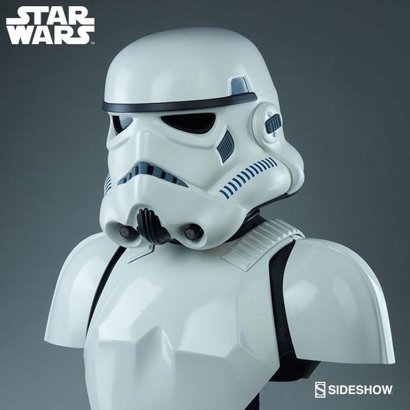 Stormtrooper - Star Wars - Life-Size Büste