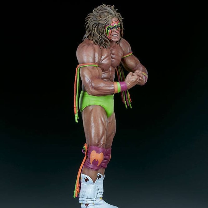 Ultimate Warrior - WWE - 1/4 Scale Statue
