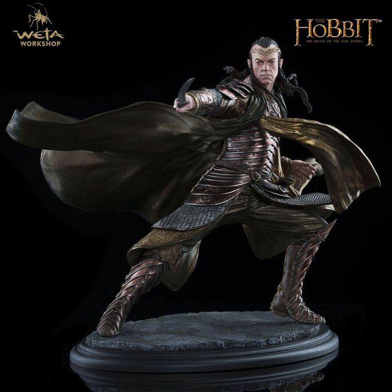 Lord Elrond in Dol Guldur - Der Hobbit - 1/6 Scale Statue