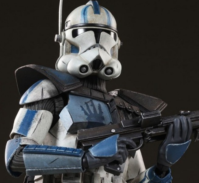 Arc Clone Trooper: Echo Phase II Armor