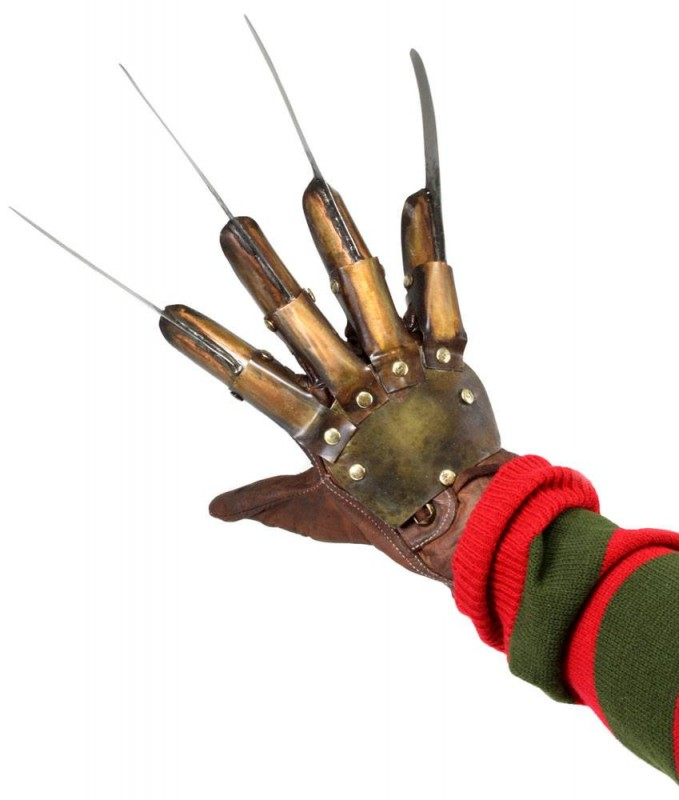 Freddys Handschuh - A Nightmare On Elm Street 3 - Life-Size Replik