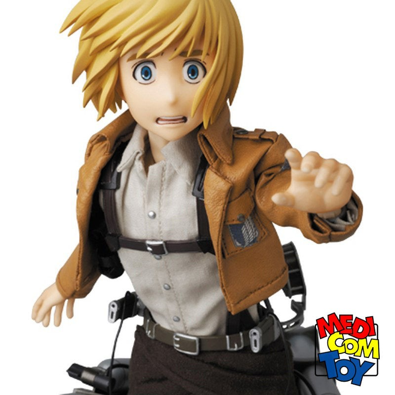 Armin Harlert - Attack on Titan - 1/6 Scale RAH Figur