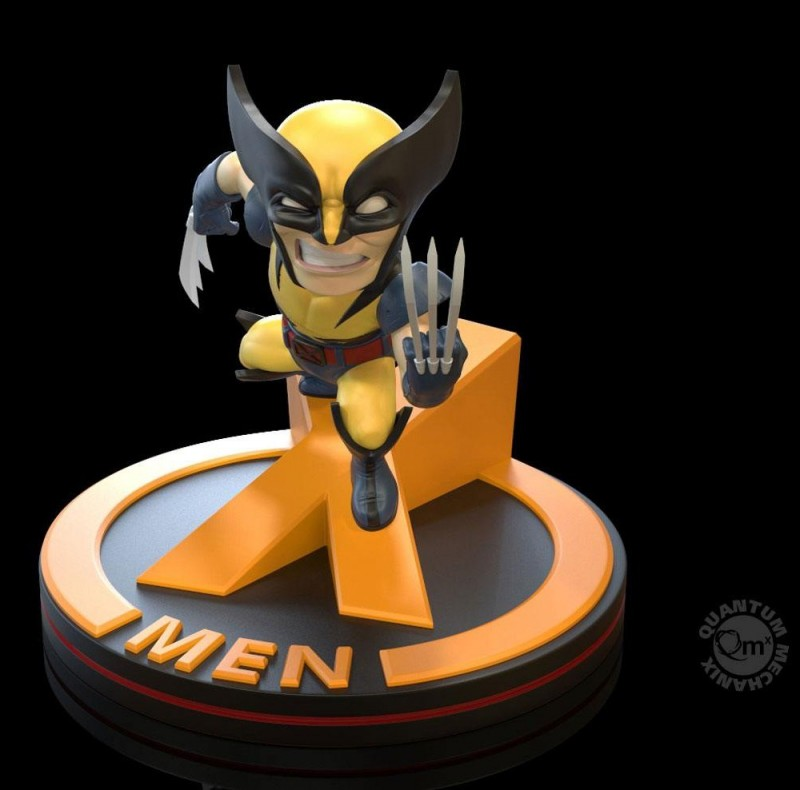 Wolverine (X-Men) - Marvel 80th - Q-Figur 11cm