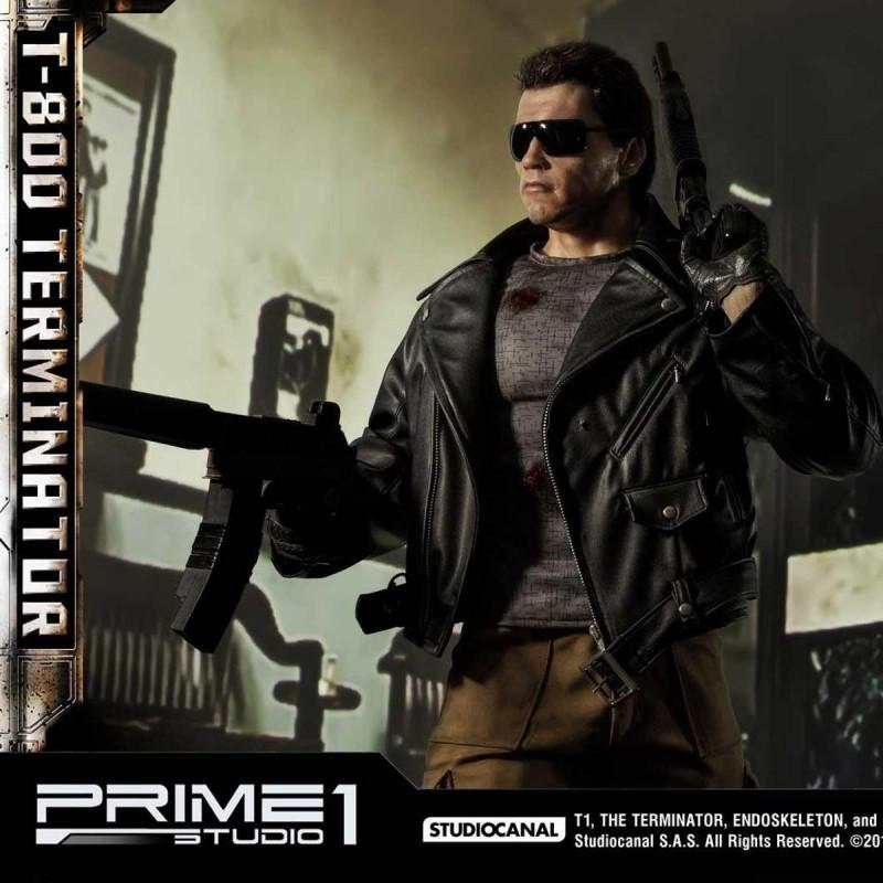 T-800 - Terminator - 1/2 Scale Statue