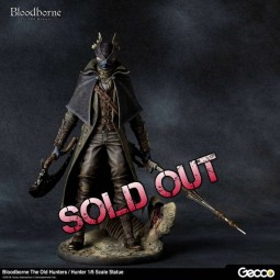 Hunter - Bloodborne: The Old Hunters - 1/6 Scale Statue